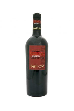 Borboni – Numeroso - Campania Aglianico IGP