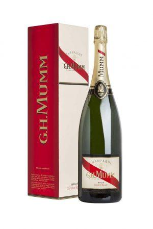 Champagne G.H. Mumm Cordon Rouge Astucciato