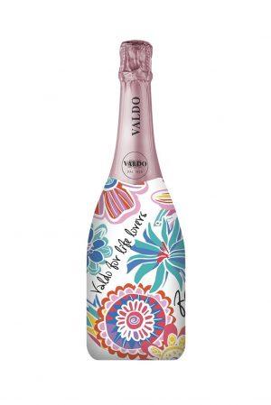 "VALDO - Spumante Metodo Charmat Rosé Brut ""Floral Edition"""